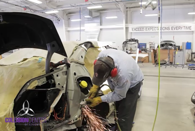 Auto Body Repair Collision Center